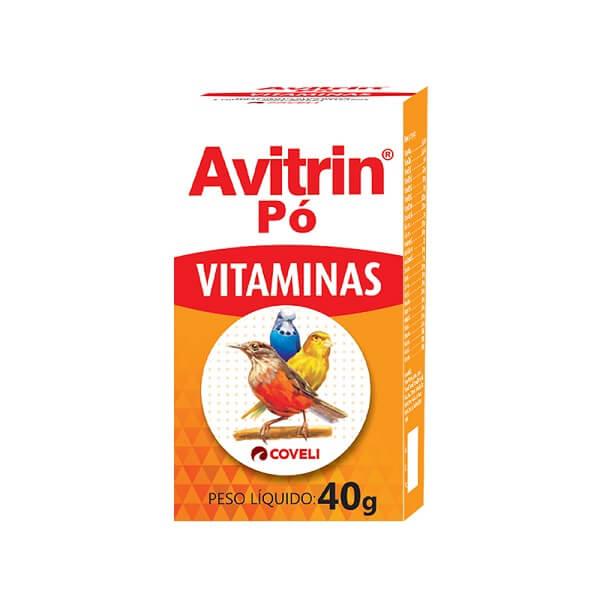 Avitrin Pó Vitaminas 40g