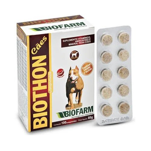 Biothon Cães - Biofarm