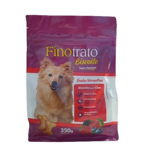 Biscoito Finotrato Frutas Vermelhas 350g