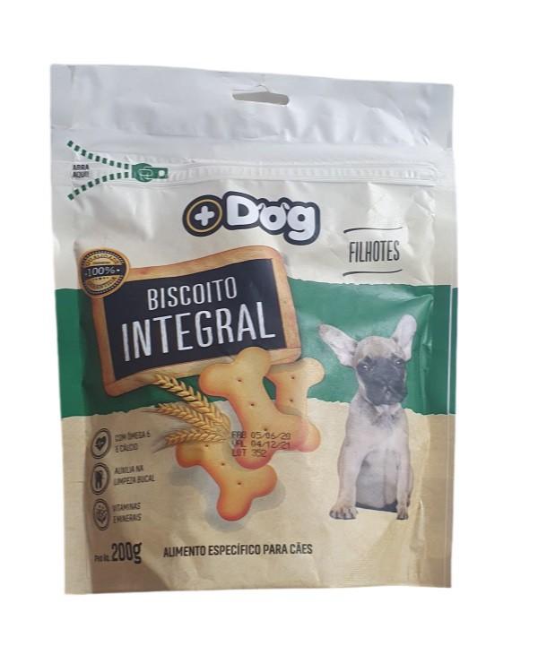 Biscoito Mais Dog Integral Filhote 200g
