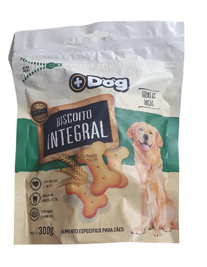 Biscoito Mais Dog Integral Todas as Raças 300g