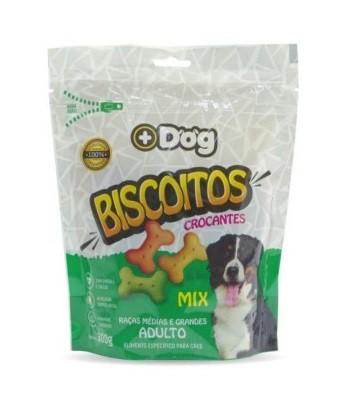 Biscoito Mais Dog Mix Raças Médias e Grandes 300g