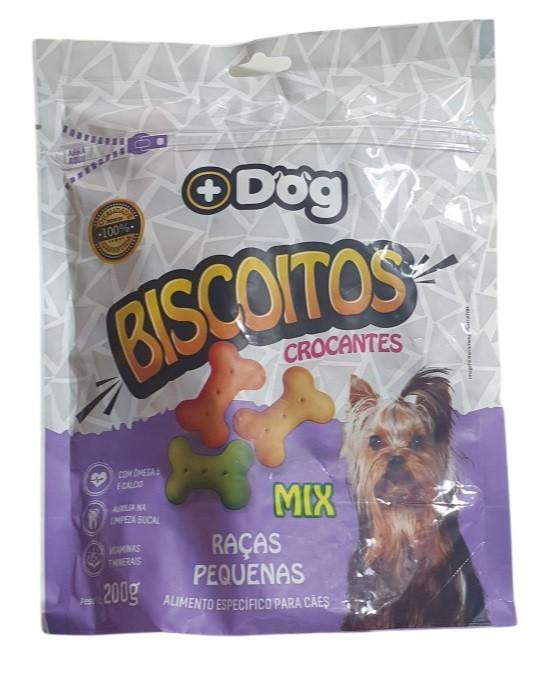 Biscoito Mais Dog Mix Raças Pequenas 200g