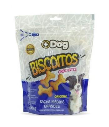 Biscoitos Mais Dog Original Raças Médias e Grandes 300g