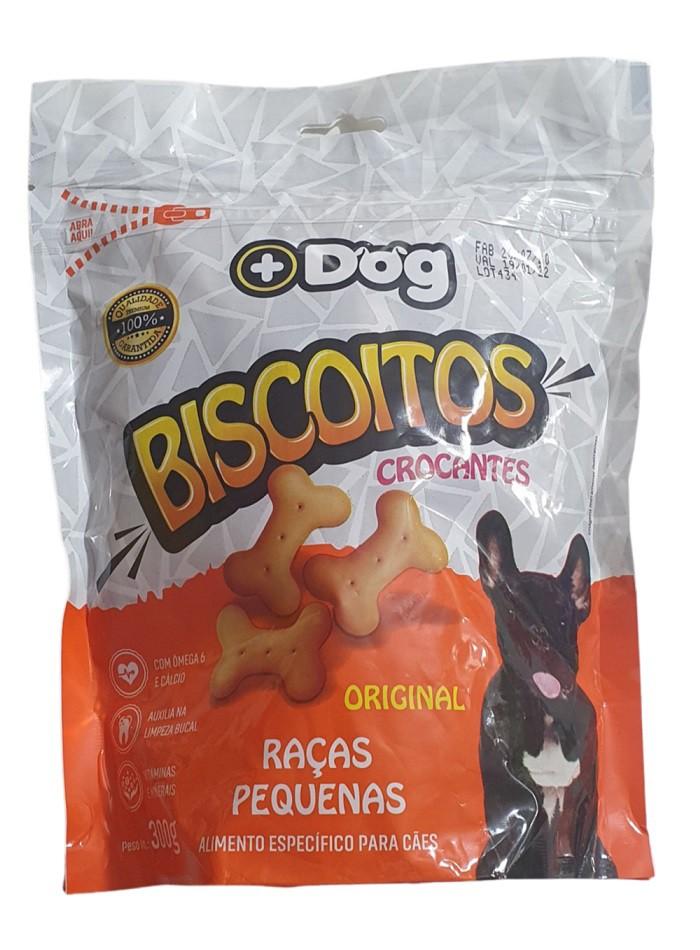 Biscoitos Mais Dog Original Raças Pequenos 300g