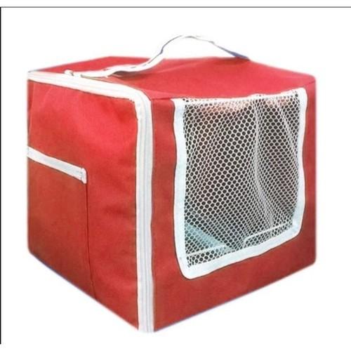 Bolsa de Transporte Animalíssimo para pássaros