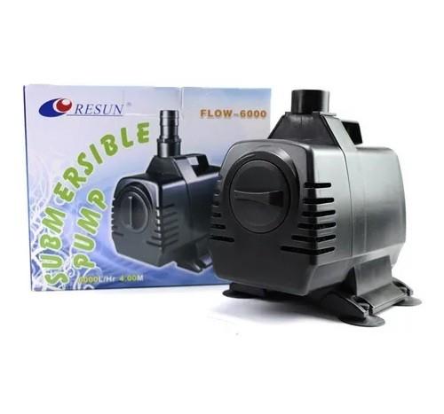 Bomba De Aquario Submersa Resun Flow 130w 6000L/H 110v