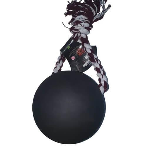 Brinquedo LCM Bola Big de Borracha com Corda