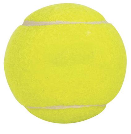 Brinquedo LCM Bola de Tênis Amarela