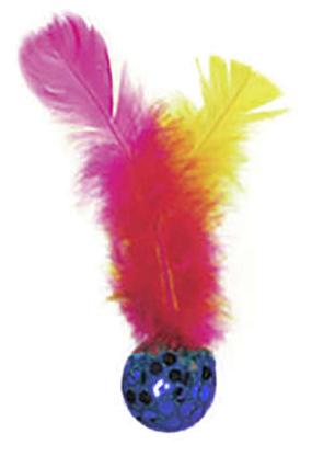 Brinquedo LCM Bolinha Cat Toy Fantasy Azul para Gato