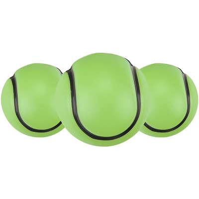Brinquedo LCM Bolinhas de Plástico Tênis para Gatos com 3 Unidades