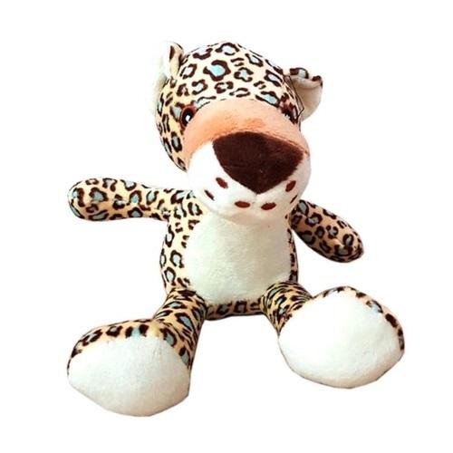 Brinquedo Pelúcia Guepardo África para Cães e Gatos
