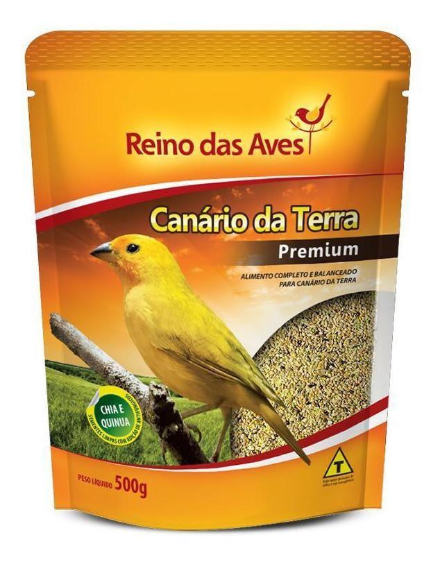Canário Da Terra Premium - 500g
