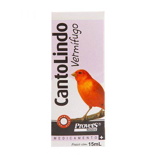 CantoLindo Vermifugo 15ml Provets