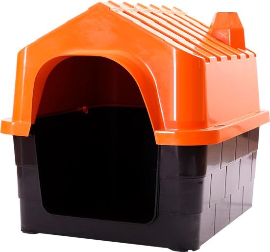 Casa de Plástico Durahouse Laranja N4