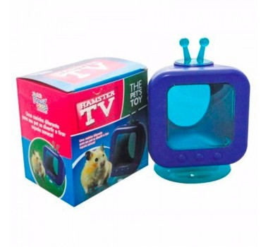 Casinha Hamster TV The Pet's Brasil