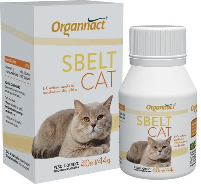 Cat Sbelt Diminuição de Peso dos Gatos 40ml