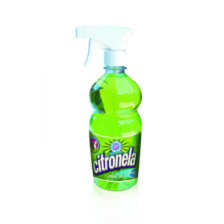 Repelente Citronela Genial Pet 750ml