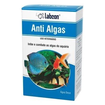 Condicionador de Água Labcon Anti Algas