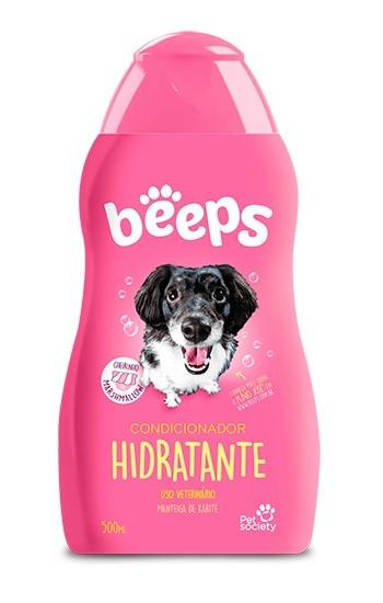 Condicionador Hidratante Beeps para Cães e Gatos 480ml