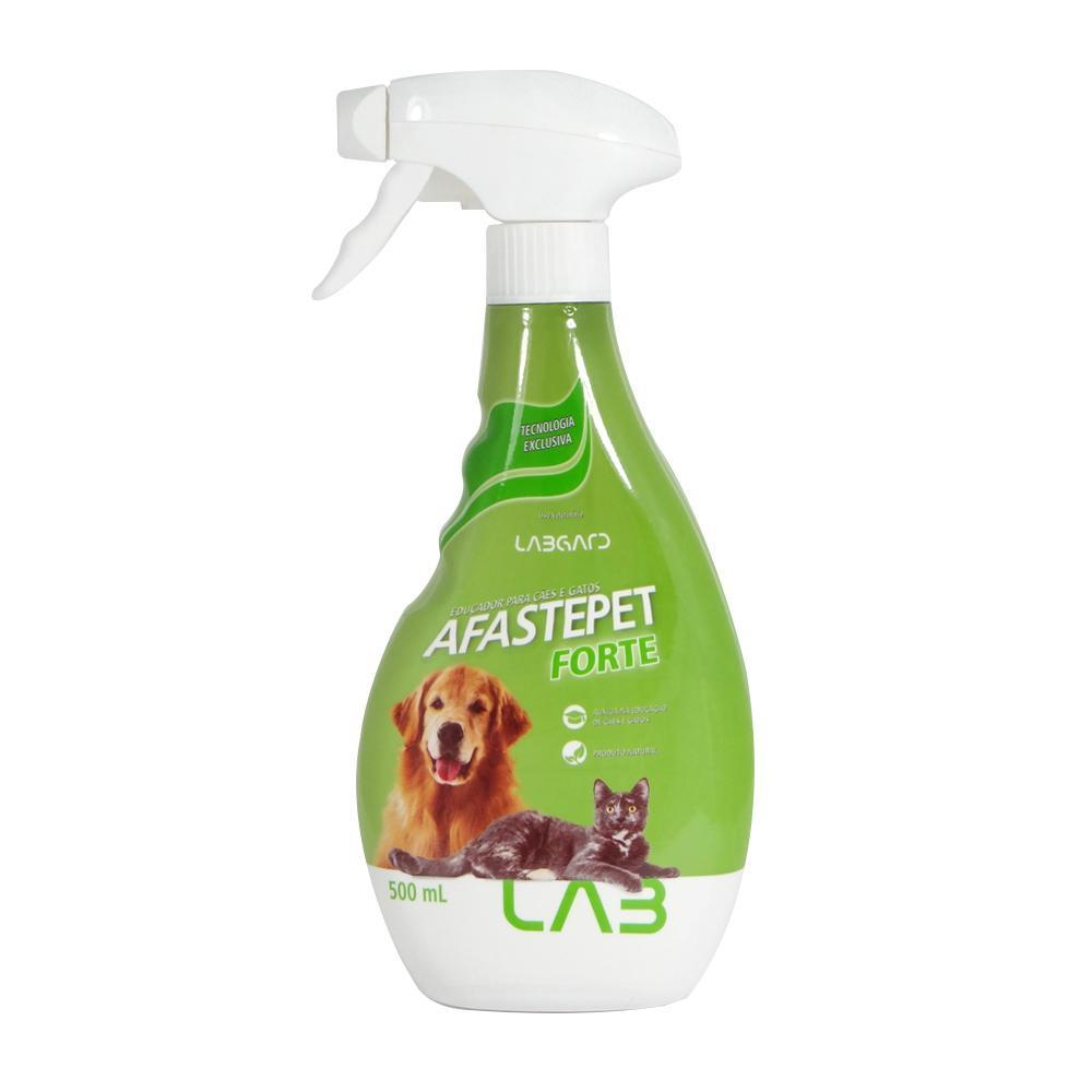 Educador Afaste Pet Forte Spray para Cães e Gatos 500ml