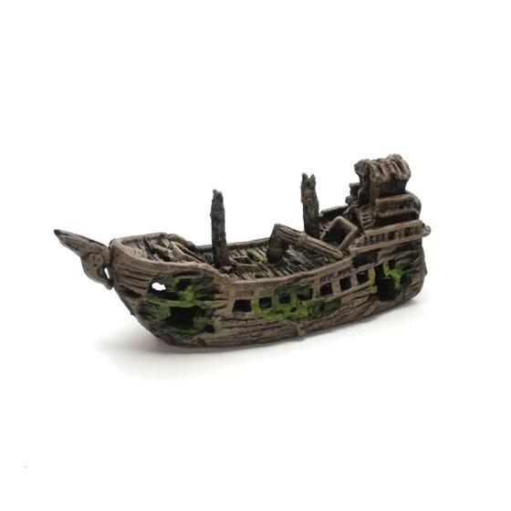 Enfeite Ornamental para Aquário Arca