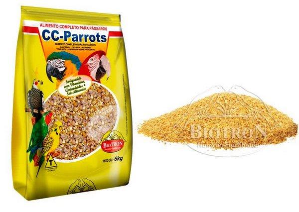 Farinhada CC Parrots 6kg