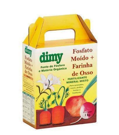 Fertilizante Fosfato de Rocha Dimy 1Kg