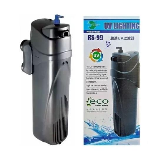 Filtro Esterilizador Interno UV RS 99 800L/H 127V