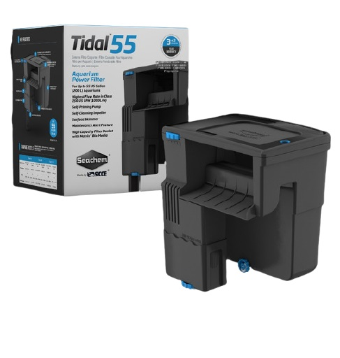 Filtro Externo Tidal 35 até 130L 500L/H 6W 127V