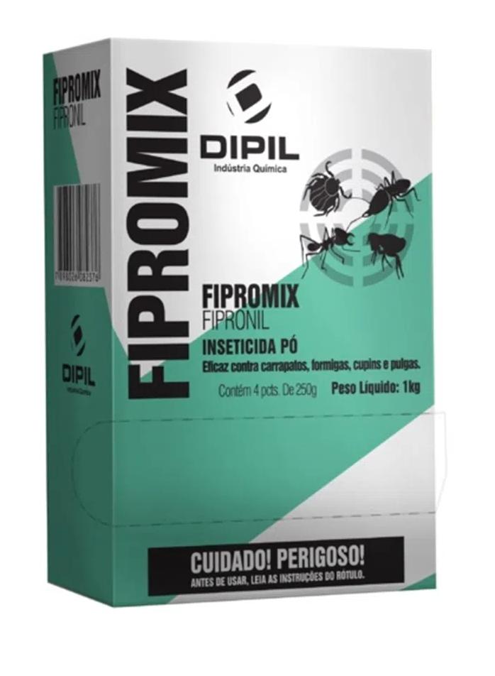 Formicida Fipromix Po 1kg Dipil - Isca p/formiga