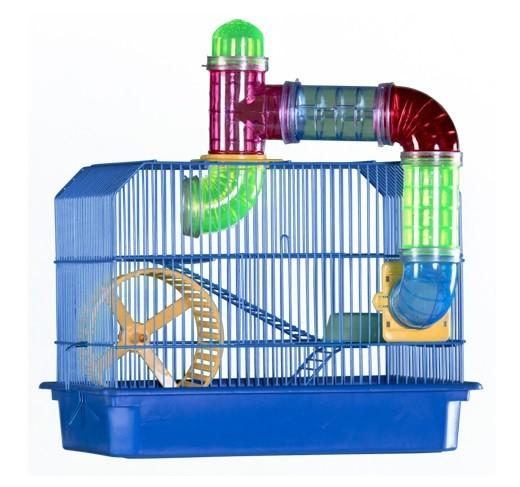Gaiola para Hamster Tubinho