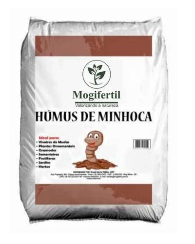 Húmus de minhoca 2kg
