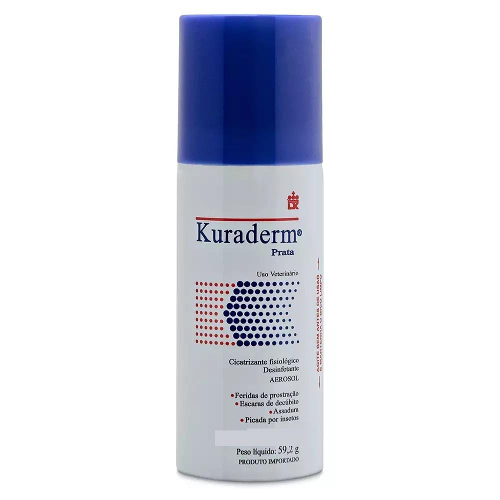 Kuraderm Spray Bactericida para Cachorro