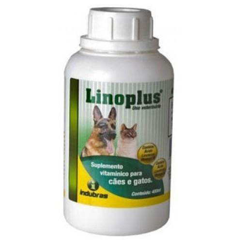 LinoPlus Indubras para Cães e Gatos 400ml
