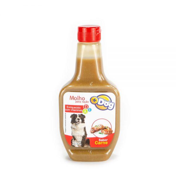 Molho para Ração sabor Carne Mais Dog 250g