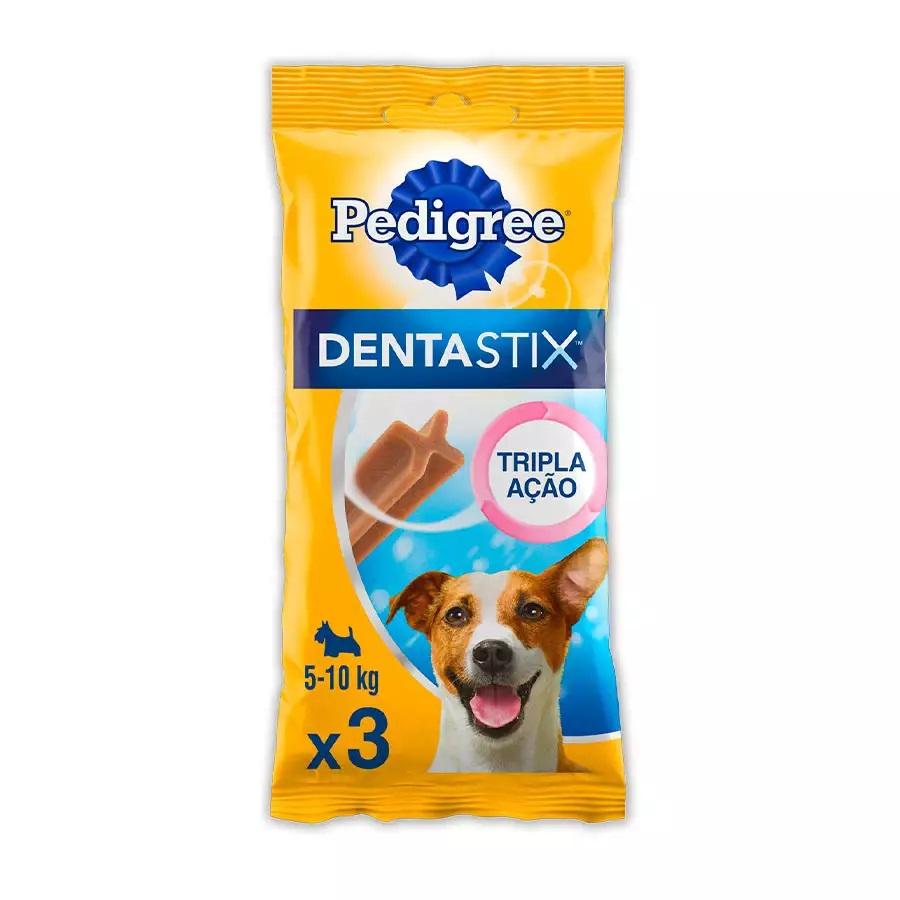 Petisco Pedigree Dentastix para Cães Adulto Raças Pequenas 3 Unidades