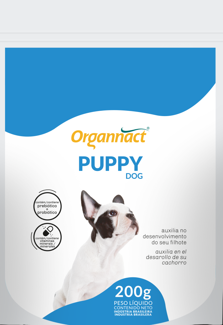 Puppy Dog Organnact 200g