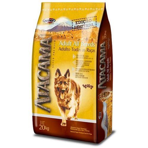 Ração Atacama Super Premium Cães Adultos Todas as Raças
