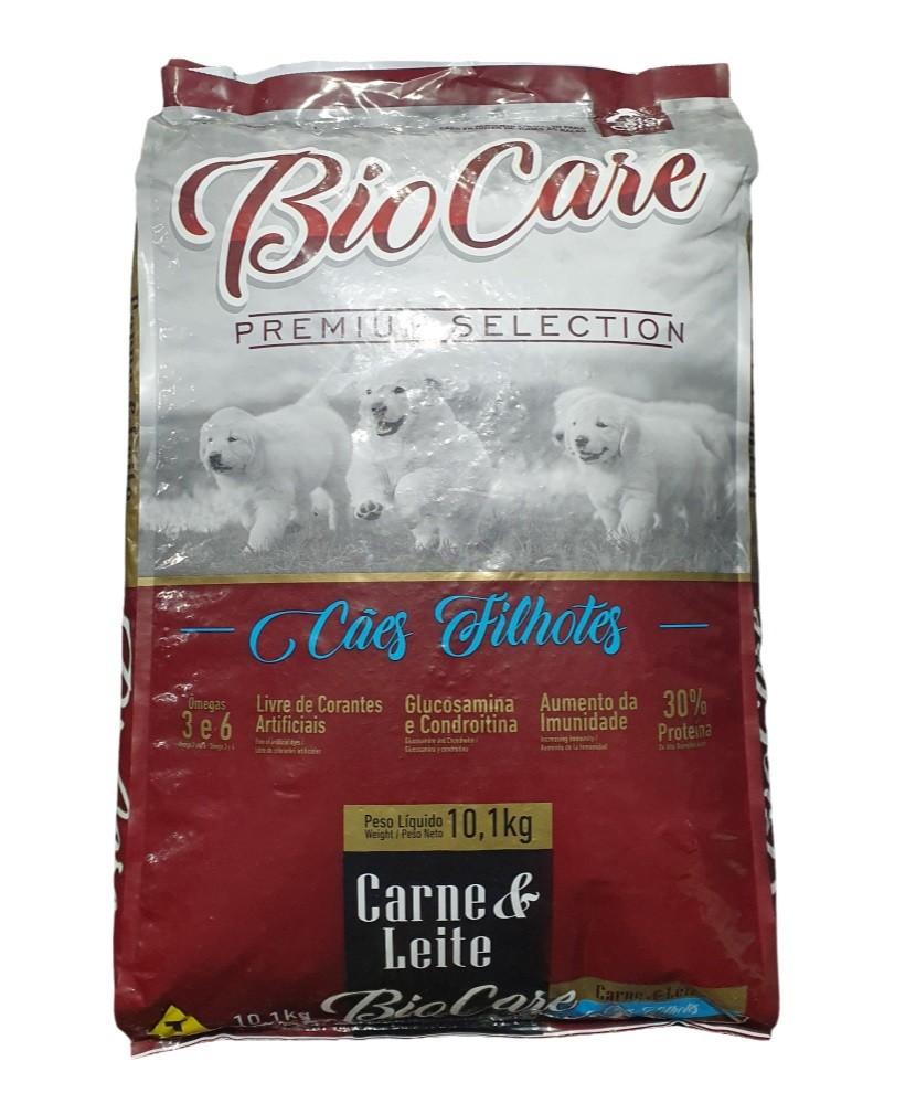 Ração BioCare Selection Cães Filhotes 10,1Kg