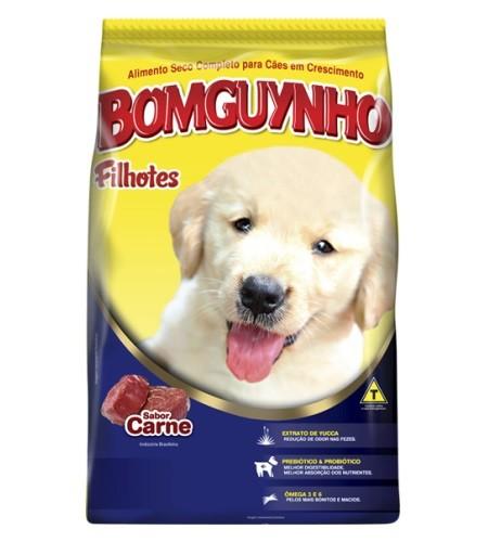 Ração Bomguynho Premium Cães Filhotes 25kg