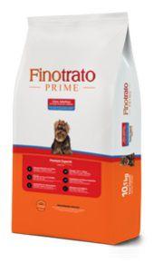 Ração Finotrato Prime Premium Especial Cães Filhotes Raças Pequenas e Médias