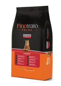 Ração Finotrato Prime Premium Especial Gatos Castrados 10,1kg