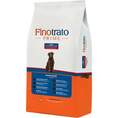 Ração Finotrato Prime Ligth Premium Especial para Cães Adultos Raças Grandes e Gigantes 15kg