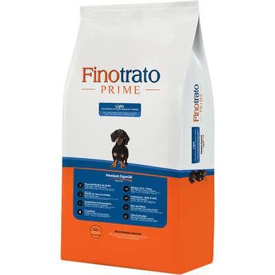 Ração Finotrato Prime Ligth Premium Especial para Cães Adultos Raças Pequenas e Médias 10,1kg