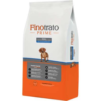Ração Finotrato Prime Sênior Premium Especial Cães Adultos Raças Pequenas e Medias 10,1kg