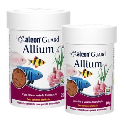 Ração Guard Allium para Peixe