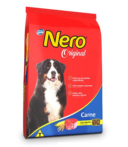 Ração Nero Original Cães Adultos Carne