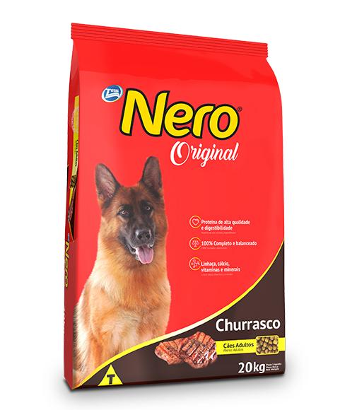Ração Nero Original Cães Adultos Churrasco