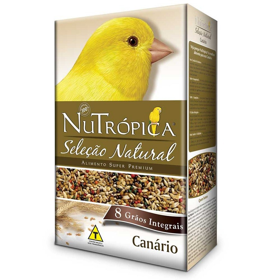 Ração Nutrópica Seleção Natural para Canário 300g